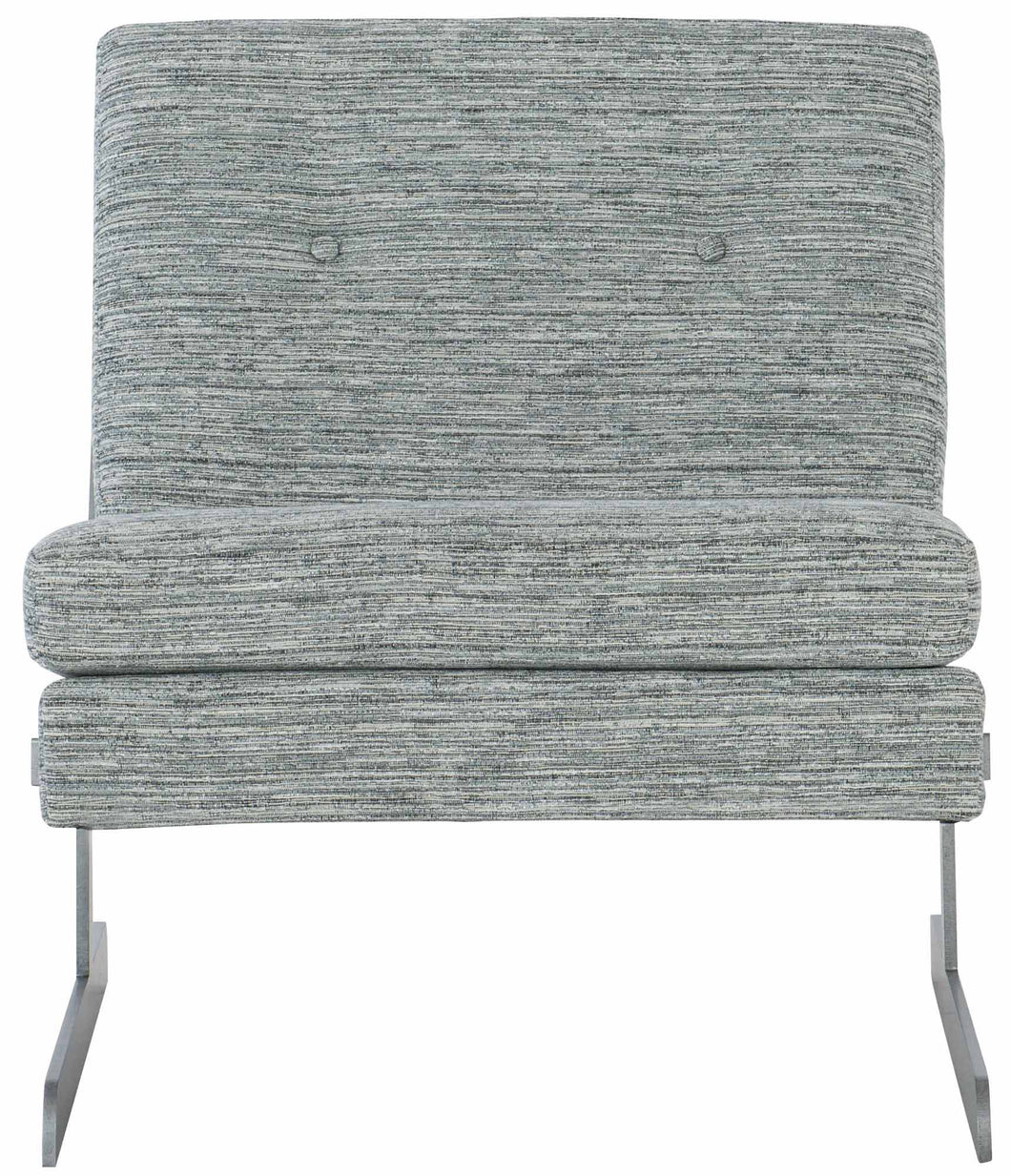 Button Armless Chair, Home Furnishings, Laura of Pembroke