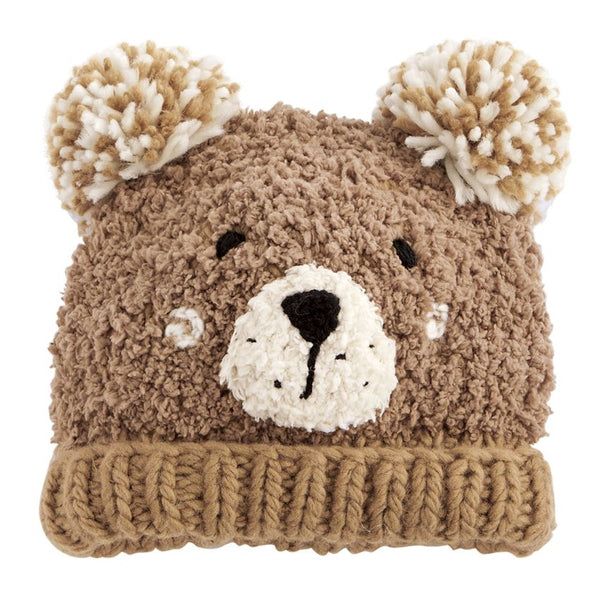 Bear Knit Hats