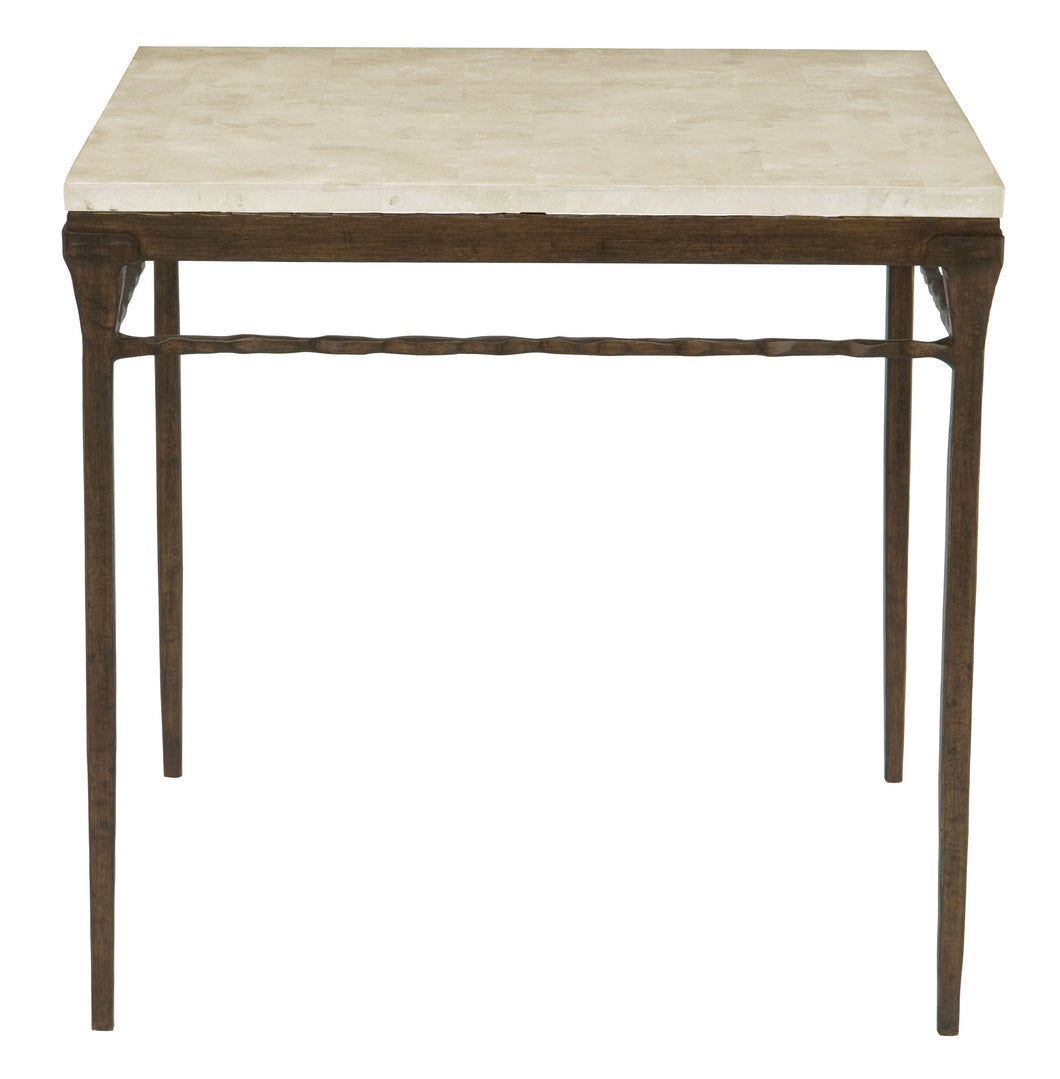 Agate Stone Top Chair Side Table, Home Furnishings, Laura of Pembroke