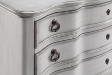 4 Drawer Serpentine Chest