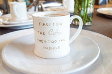 Coffee Sayings Mug