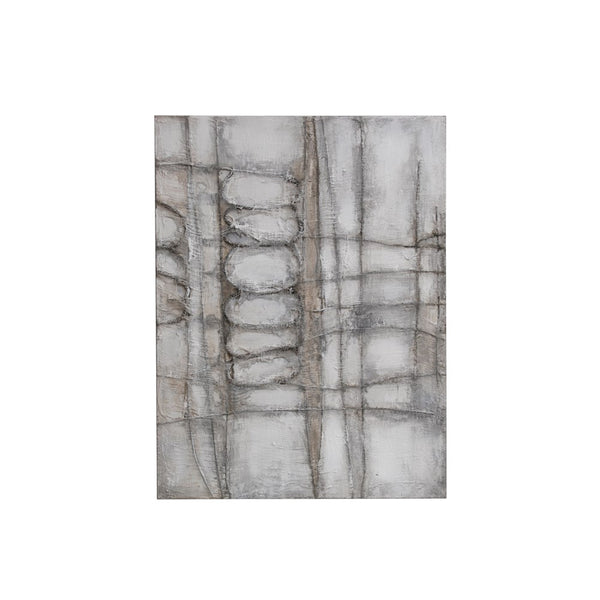 ABSTRACT CANVAS WALL DECOR