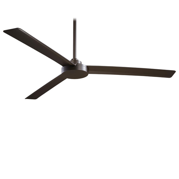 Oil Rubbed Bronze 3 Blade Ceiling Fan