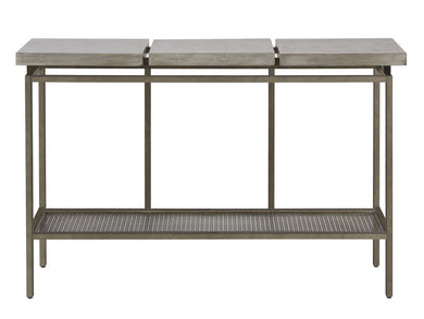Faux Concrete Top Console Table, Home Furnishings, Laura of Pembroke