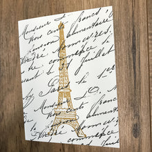 Eiffel Tower Greeting Card, Gifts, Laura of Pembroke