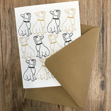Frenchie Greeting Card, Gifts, Laura of Pembroke