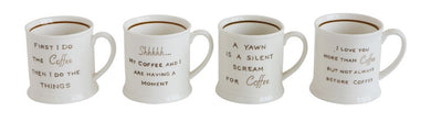 Coffee Sayings Mug, Gifts, Laura of Pembroke