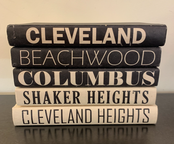Ohio Cities Books