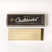 Chalkboard Pencil Set