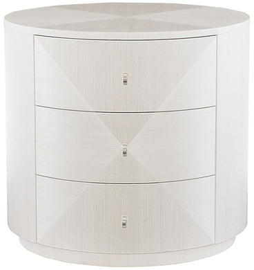 Round Chairside Table, Home Furnishings, Laura of Pembroke