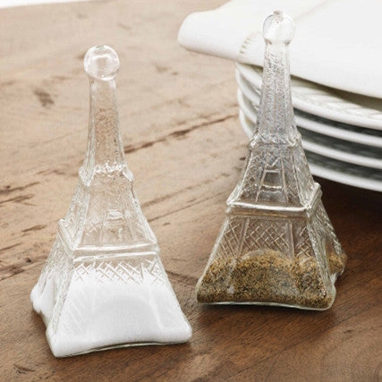 Eiffel Tower Salt And Pepper Set, Gifts, Laura of Pembroke