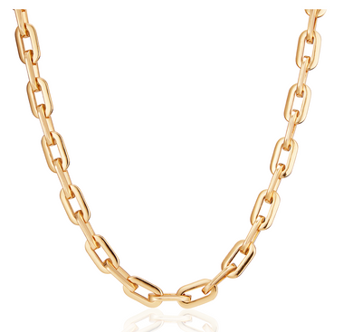 toni gold necklace
