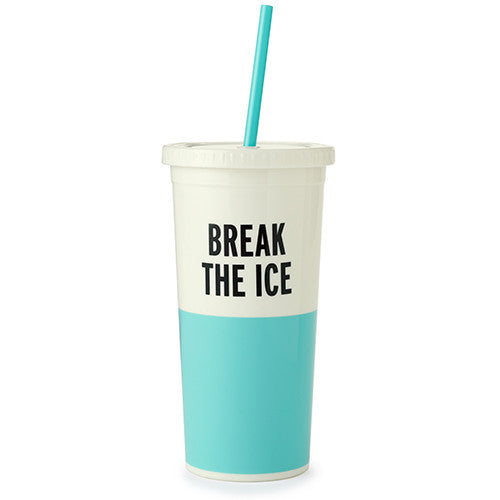 Break the Ice Tumbler, Gifts, Kate Spade, Laura of Pembroke