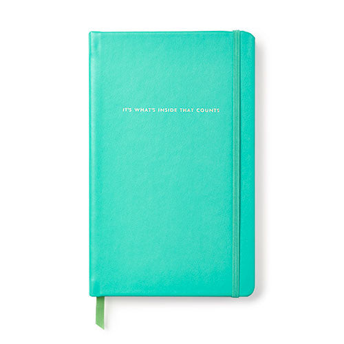 Turquoise Notebook, Gifts, Kate Spade, Laura of Pembroke