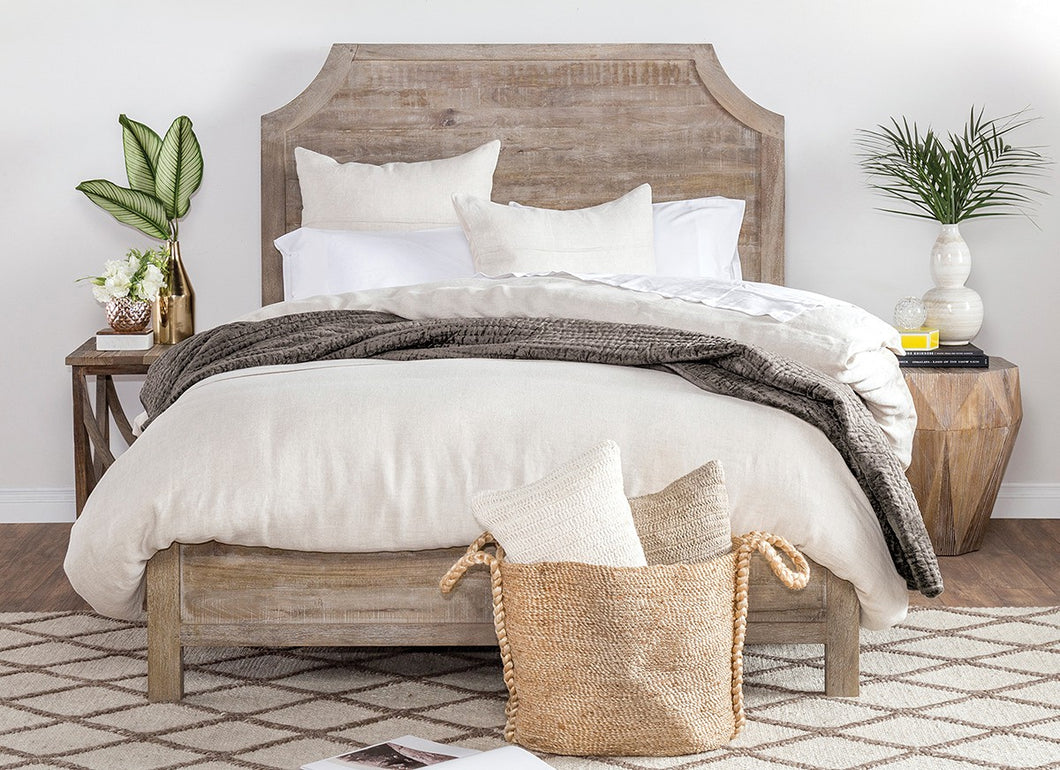 Beaumont Linen King Duvet, Home Accessories, Laura of Pembroke