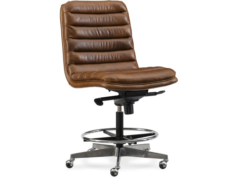 Tall Desk Office Chair, Home Furnishings, Laura of Pembroke