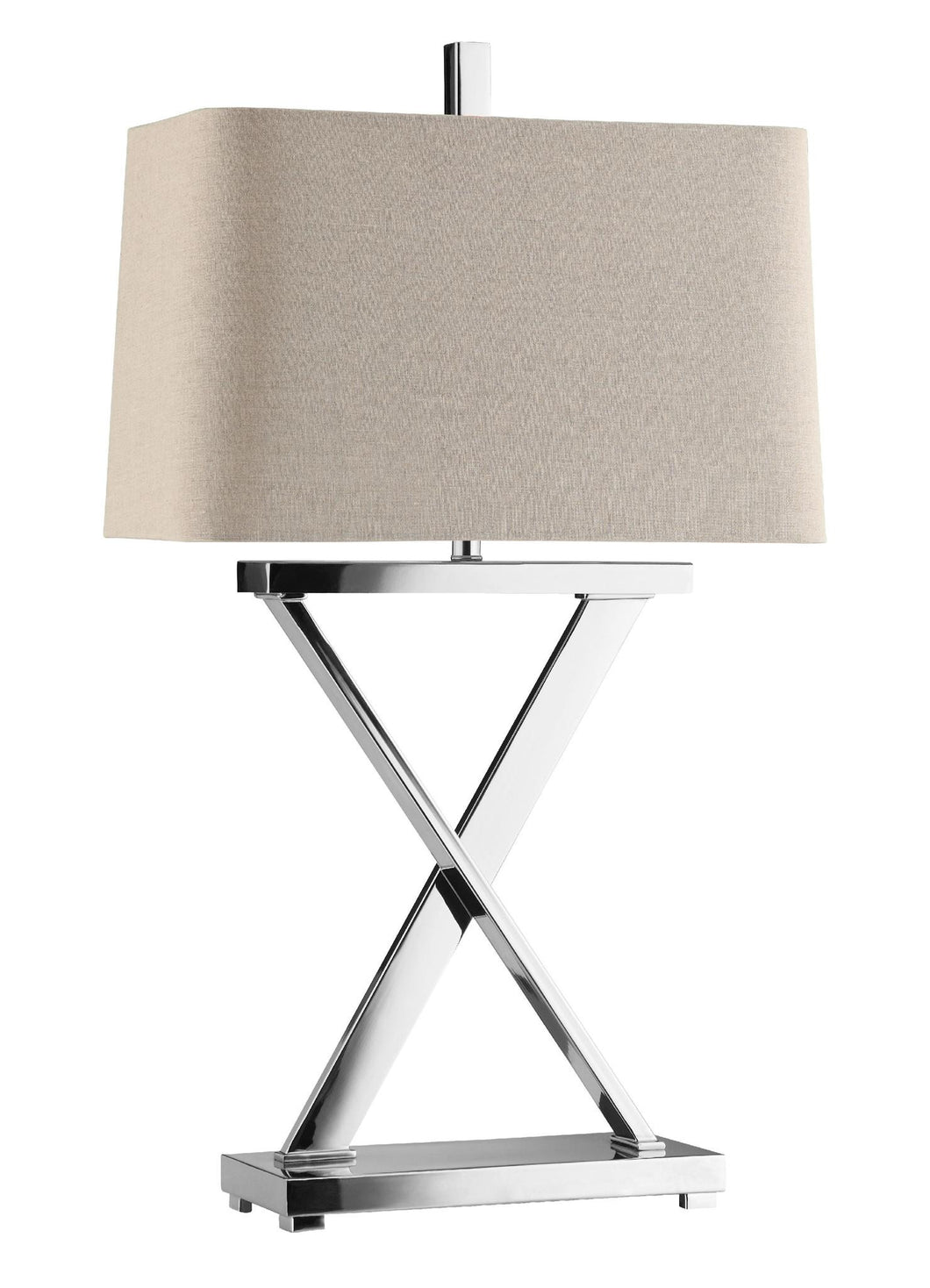X Table Lamp, Home Accessories, Laura of Pembroke