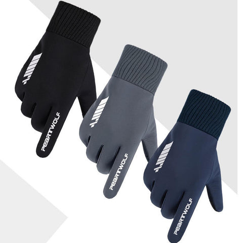 KStyles Winter Touchscreen Windproof Gloves For Men