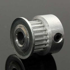 10Pcs 20T GT2 Aluminum Timing Drive Pulley For DIY 3D Printer