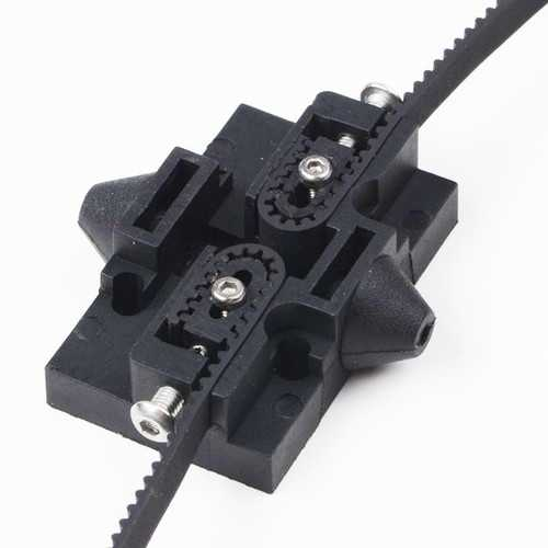 M3 Delta Adjustable Pulley 3D Printer Injection Molded Piece