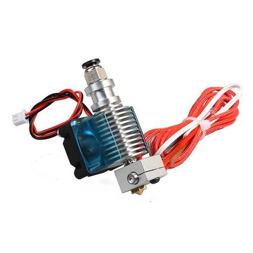Geekcreit 3D Printer Extrusion 0.4mm Head Nozzle With Fan