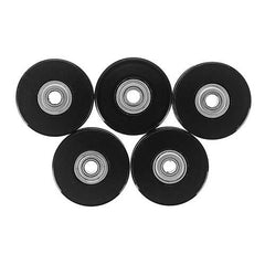 TEVO?® 5PCS 3 or 5mm Bore 2GT Without Tooth Gear Timing Pulley For 3D Printer