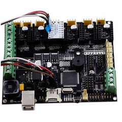 Ultra-silent TMC2130 V1.1 Stepper Motor Driver Module SPI With Heat Sink Kit For 3D Printer Board
