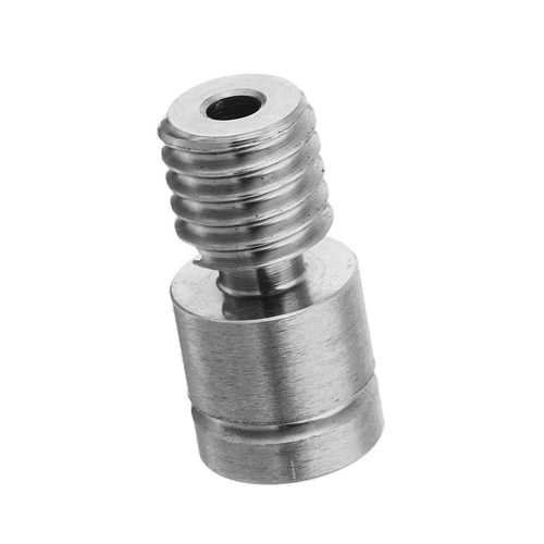 TC4 Titanium Alloy M6 Extruder Nozzle Throat For 3D Printer CR-10