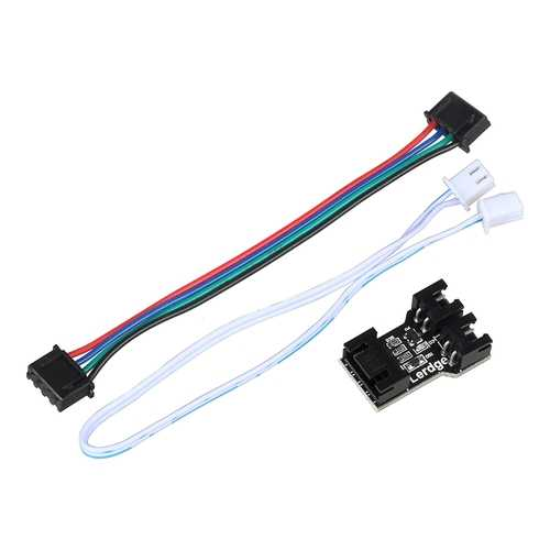 Lerdge?® Hot Bed Heated Bed Expansion Interface Adapter Module For Lerdge-X Board 3D Printer Part