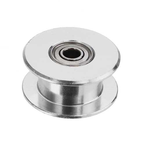 5pcs 20T Aluminum Timing Pulley Without Tooth For DIY 3D Printer