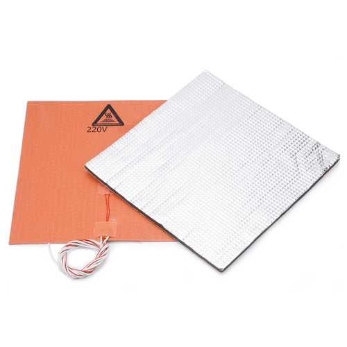 Silicone Heated Bed Heating Pad