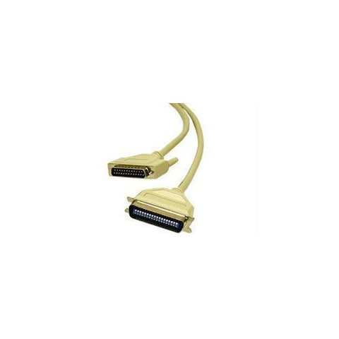 PRINTER CABLE - DB-25 (M) - 36 PIN CENTRONICS (M) - 6 FT