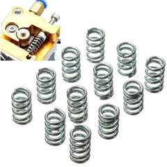 12Pcs Leveling 8mm Extruder Springs For 3D Printer