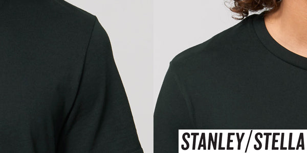 Stanley/Stella's Creator T-shirt. Incredibly soft touch, with perfect drape supporting a lifestyle on the move