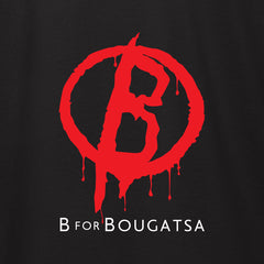 B FOR BOUGATSA