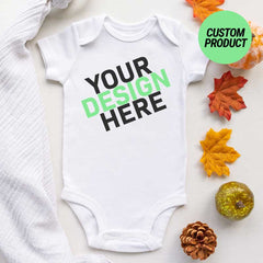 CUSTOM BABY BODYSUIT - Customized