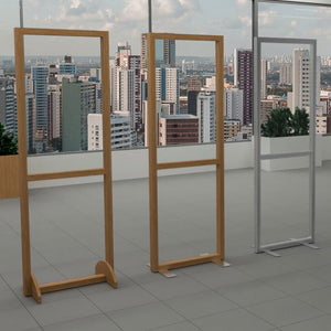 Safety Screen Partitions - Wood
