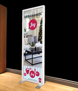 Magnetic Marketing Stand