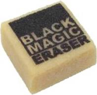BLACK MAGIC GRIP TAPE ERASER