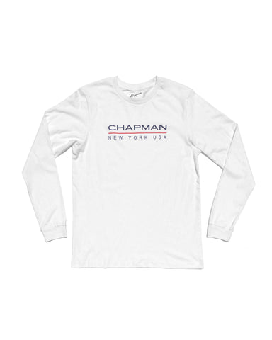 CHAPMAN NEW YORK USA LONGSLEEVE