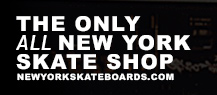 NEW YORK SKATEBOARDS