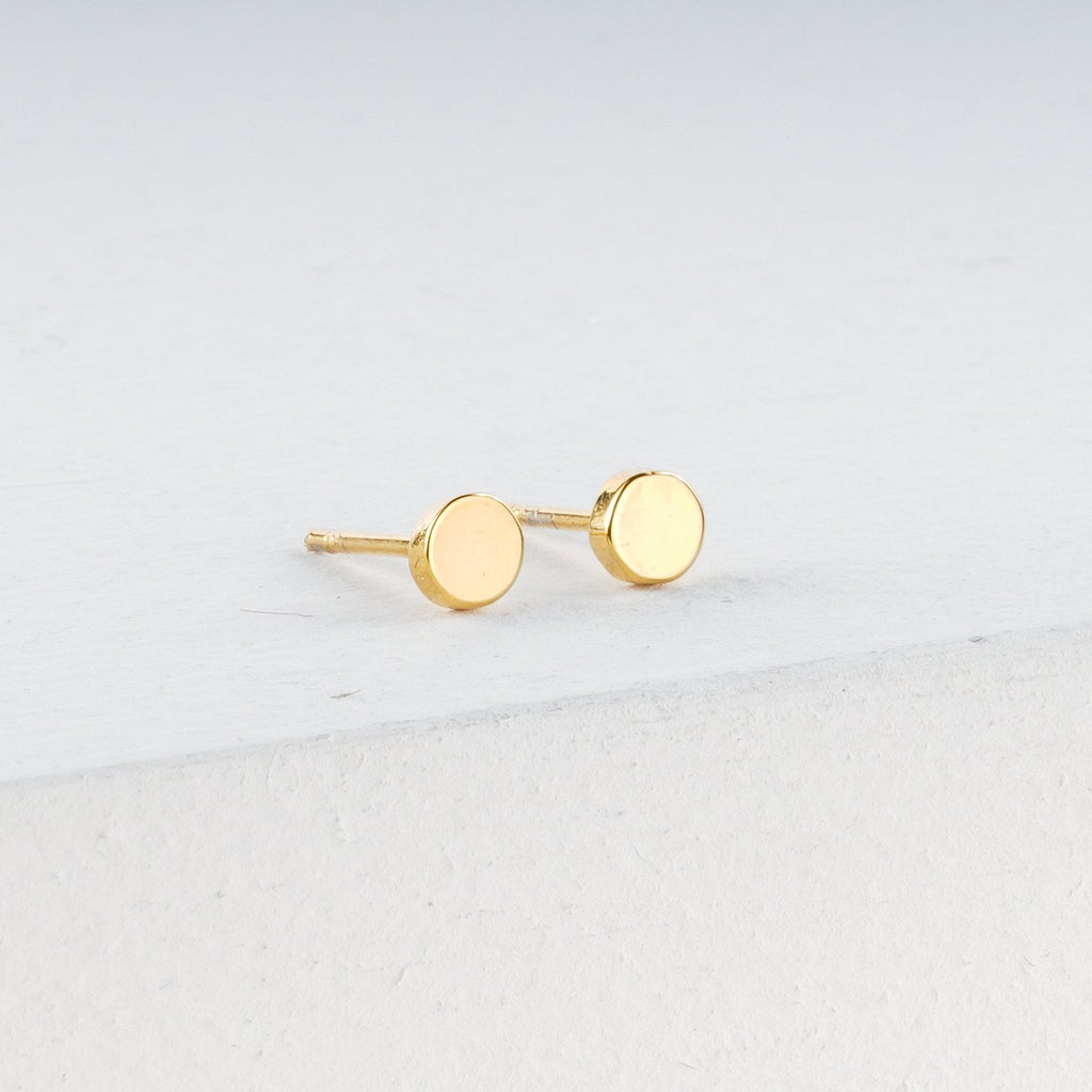 Petit Simple Coin stud ørepynt