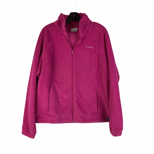 Primary Photo - BRAND: COLUMBIA STYLE: FLEECE COLOR: PINK SIZE: XL SKU: 160-160218-2372