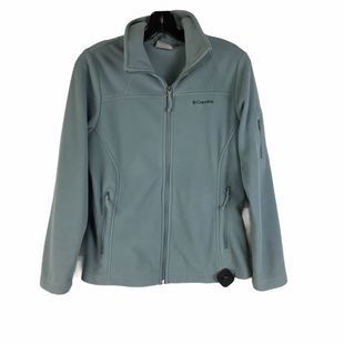 Primary Photo - BRAND: COLUMBIA STYLE: JACKET OUTDOOR COLOR: BLUE SIZE: S SKU: 160-160219-1926