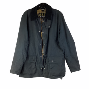 Primary Photo - BRAND:  CMA STYLE: JACKET OUTDOOR COLOR: GREY SIZE: M OTHER INFO: BARBOUR - AS IS SKU: 160-16071-77432