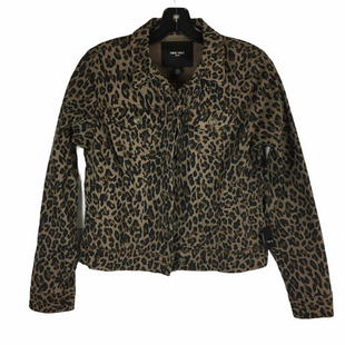 Primary Photo - BRAND: NINE WEST STYLE: JACKET OUTDOOR COLOR: ANIMAL PRINT SIZE: S SKU: 160-160218-1558
