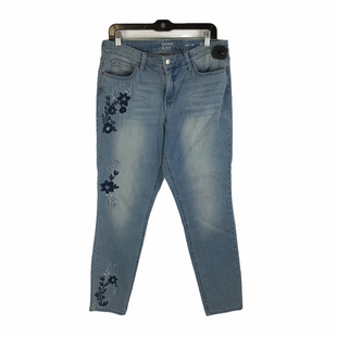 Primary Photo - BRAND: CROWN AND IVY STYLE: JEANS COLOR: DENIM SIZE: 12 SKU: 160-160197-17164