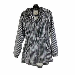 Primary Photo - BRAND: A NEW DAY STYLE: JACKET OUTDOOR COLOR: PLAID SIZE: S SKU: 160-160228-3950