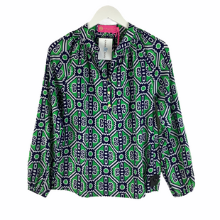 Primary Photo - BRAND:   CMC STYLE: TOP LONG SLEEVE COLOR: BLUE GREEN SIZE: XS OTHER INFO: MARGARET JOSEPHS - SKU: 160-16071-78403