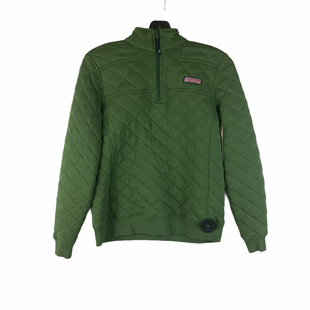 Primary Photo - BRAND: VINEYARD VINES STYLE: JACKET OUTDOOR COLOR: GREEN SIZE: XS SKU: 160-160228-1445
